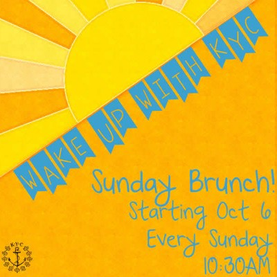 Wake up with KYC - Sunday Brunch