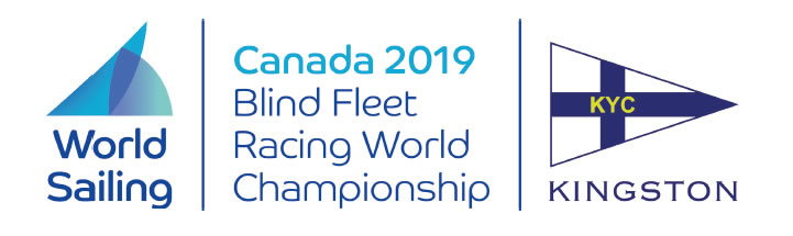 Blind Fleet Racing World Championships 2019 - Event Logo