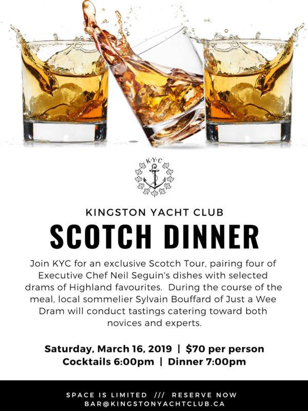Knotmeter - Kingston Yacht Club